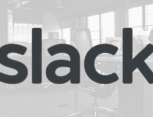 """Are you a """"Slack-er""""?"""